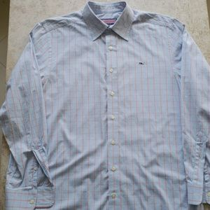 Vineyard Vines Slim Fit Whale Shirt